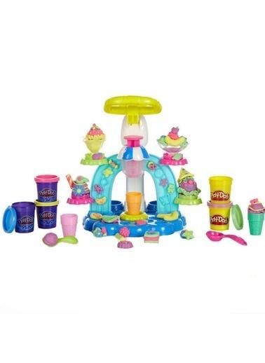 Play-Doh Play-Doh Sweet Shoppe Dondurma Dükkanı Renkli